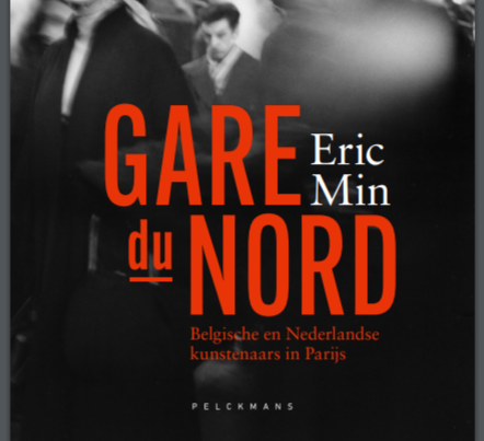 Cover Gare du Nord close up