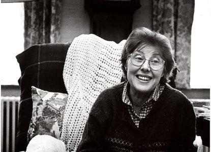 Christine D haen 1990 c Michiel Hendryckx