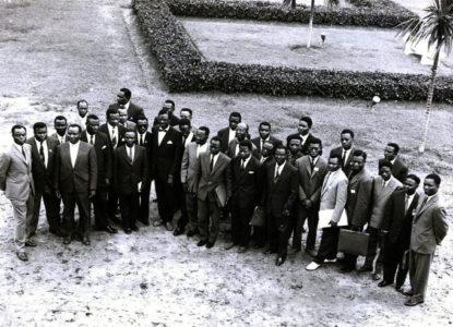 Premier gouvernement du Congo indépendant