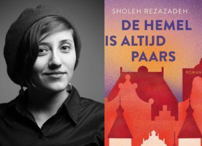 Sholeh Rezazadeh De hemel is altijd paars