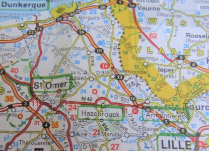 Kaart N FR