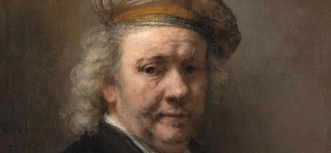 Rembrandt-zelfportret