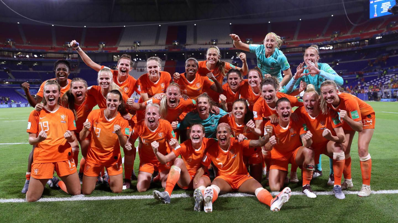 Dutch-team